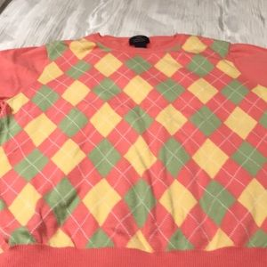 Brooks Brothers cotton sweater